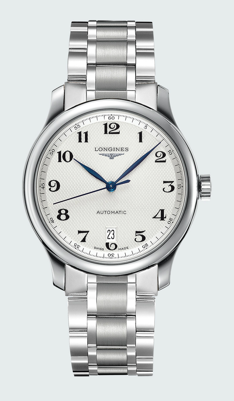 Replica-Longines-Watches-With-Black-Indexes