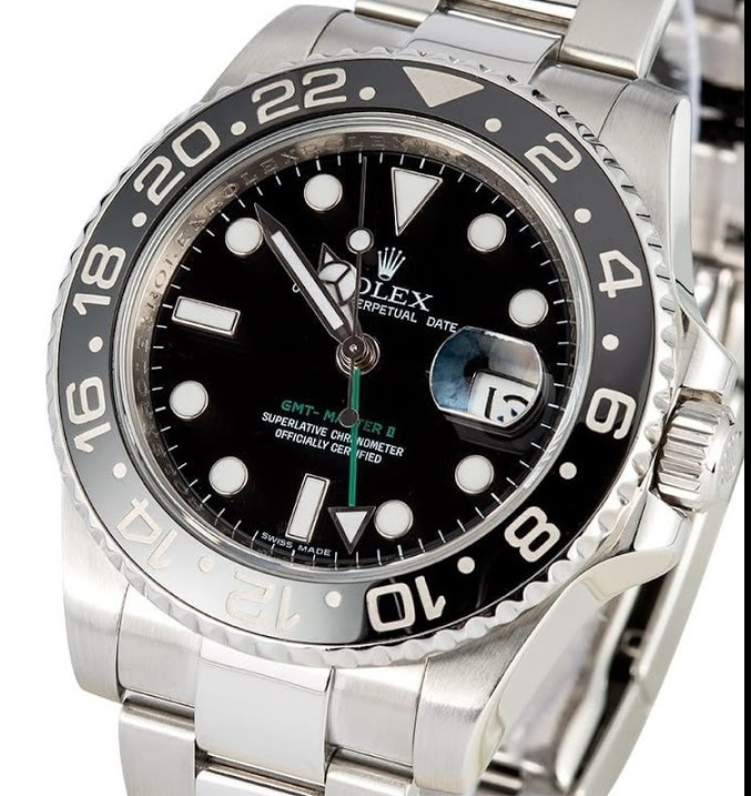 Rolex GMT-Master II 116710LN Watches Review